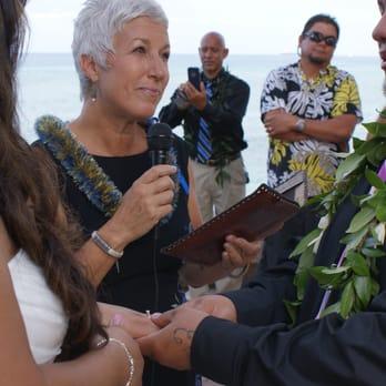 Photo Of I Do Hawaiian Weddings Honolulu Hi United States