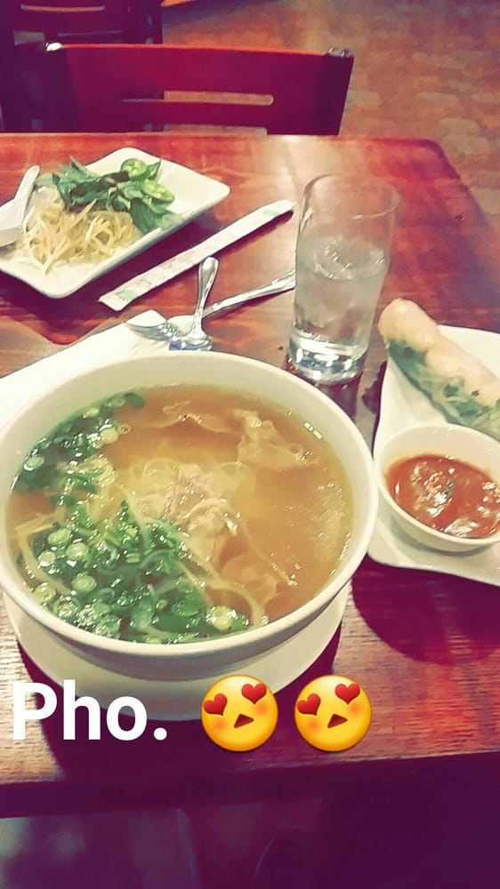 Pho Saigon Vietnamese Restaurant Moses Lake