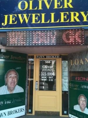 Oliver Jewellery in Toronto, Ontario - (416) 322-5996