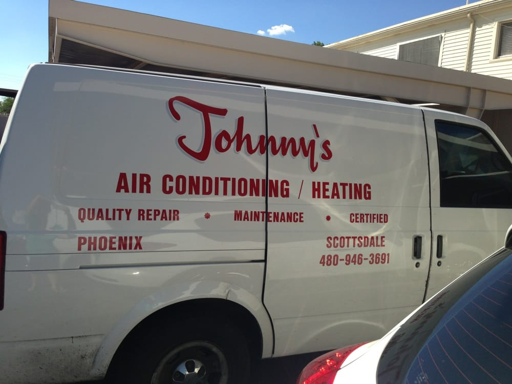 Johnny's Air Conditioning and Heating