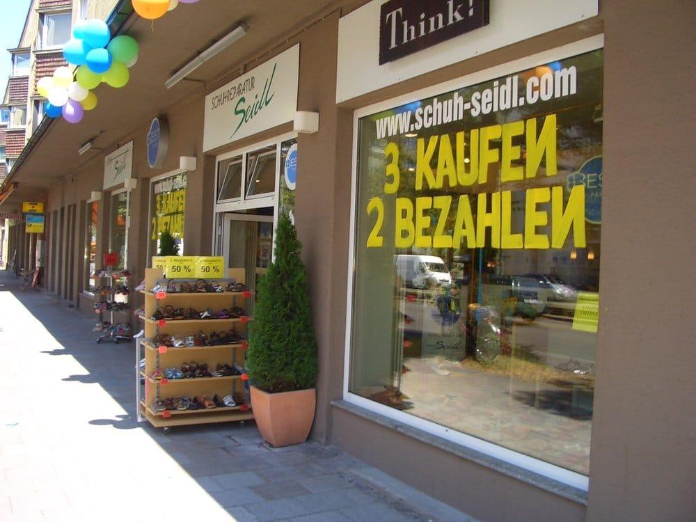 best loved 32fc8 ae83c Schuh Seidl - Schuster - Schleißheimer Str. 200, Schwabing ...