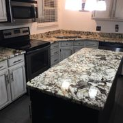 Yelp Reviews for Valle stone granite and marble - (New) Kitchen