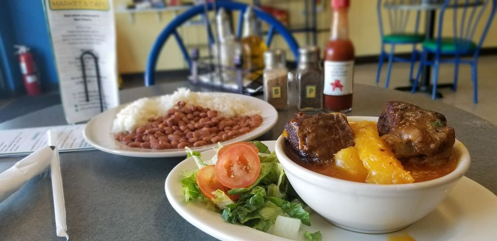 Brazilian Market & Cafe