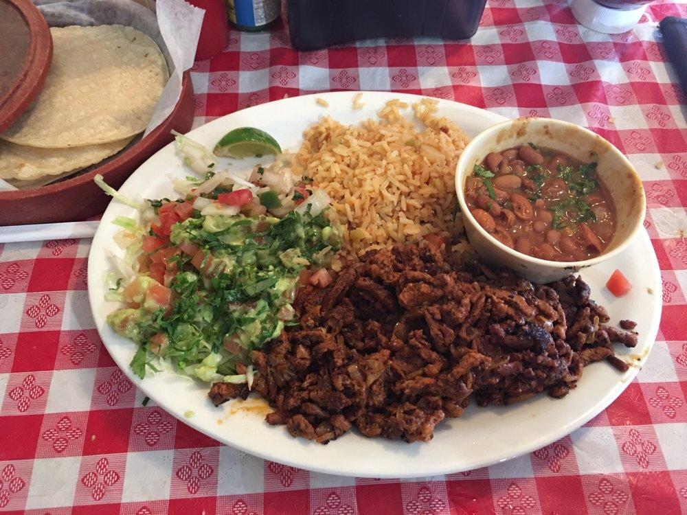 Taqueria Guadalajara: 200 E 19th St, Fort Stockton, TX