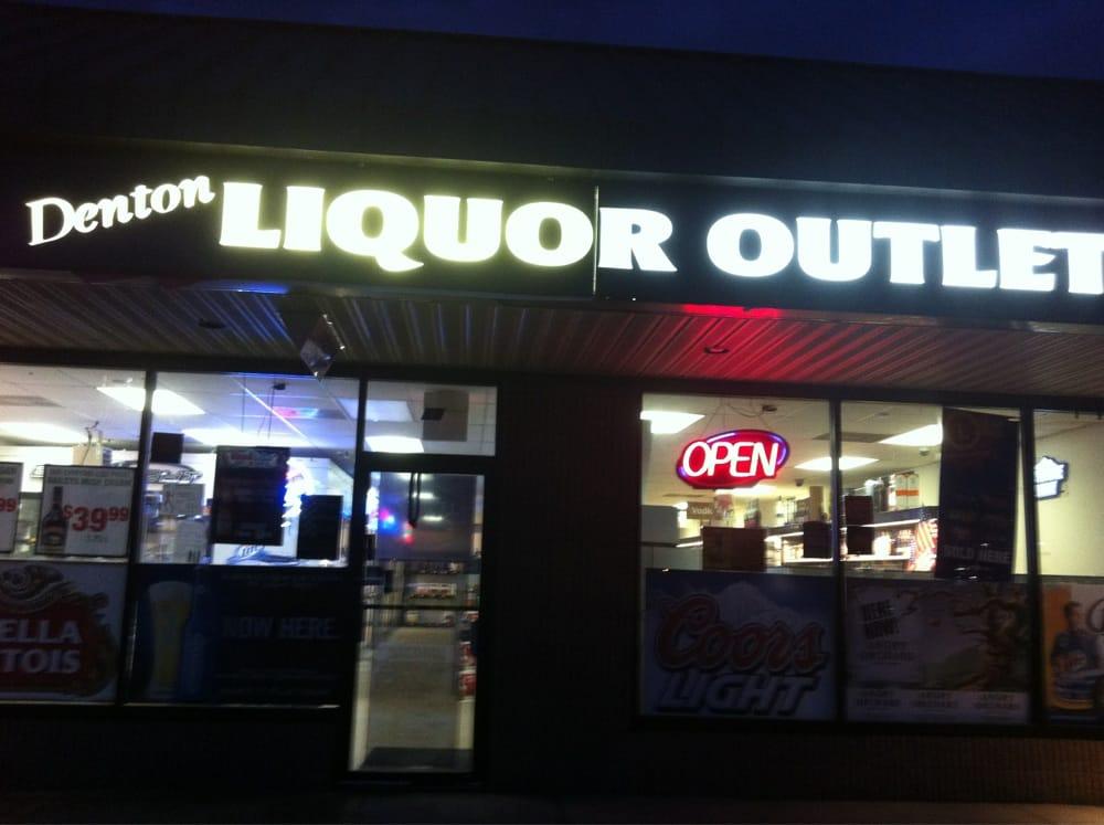Denton Liquor Outlet: 30 Denton Plz, Denton, MD