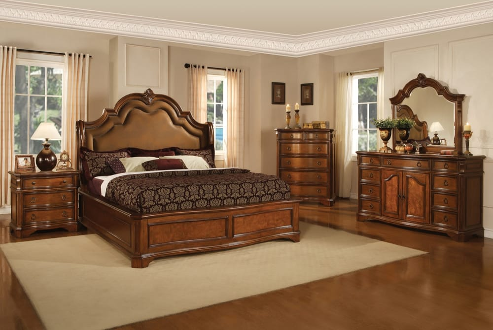 Photo Of Home Zone Furniture   Sherman, TX, United States. Barcelona  Bedroom Set