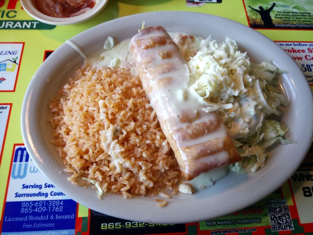 El Sazon Mexican Restaurant: 221 E Broadway Blvd, Jefferson City, TN