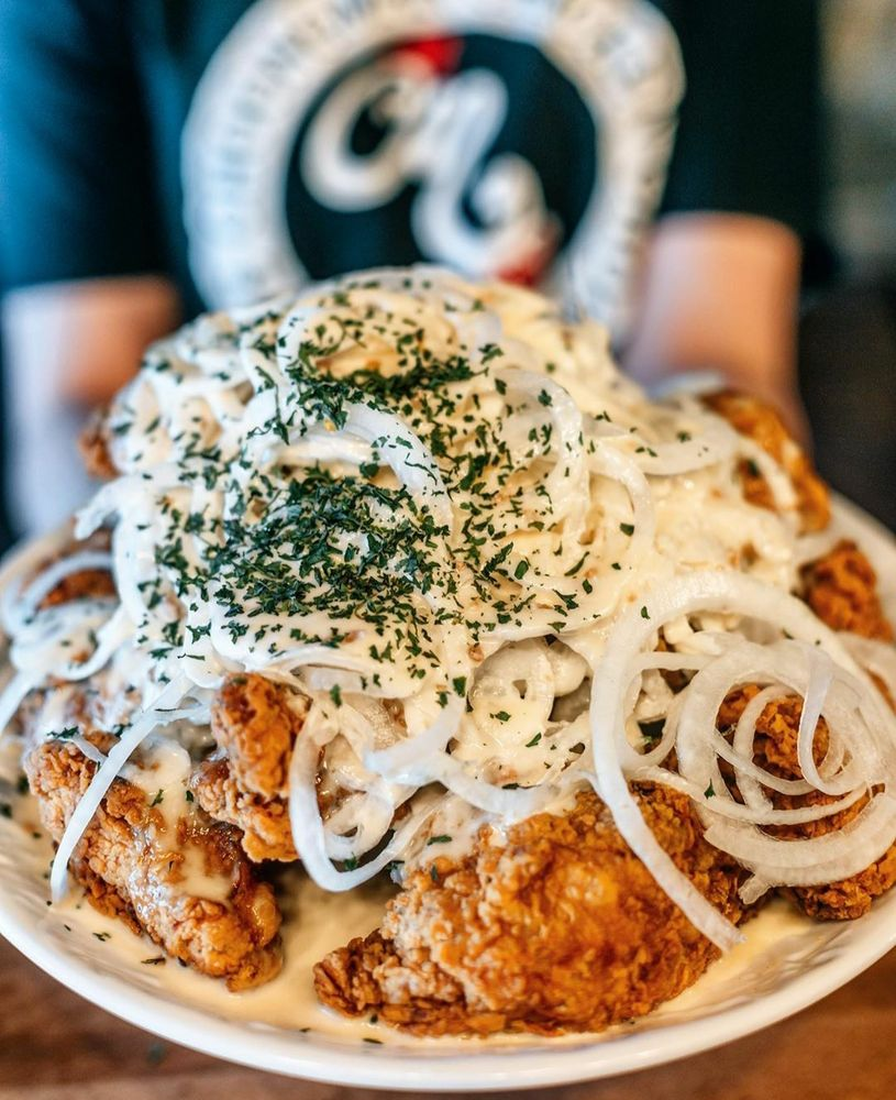 ChoongMan Chicken: 2680 Old Denton Rd, Carrollton, TX