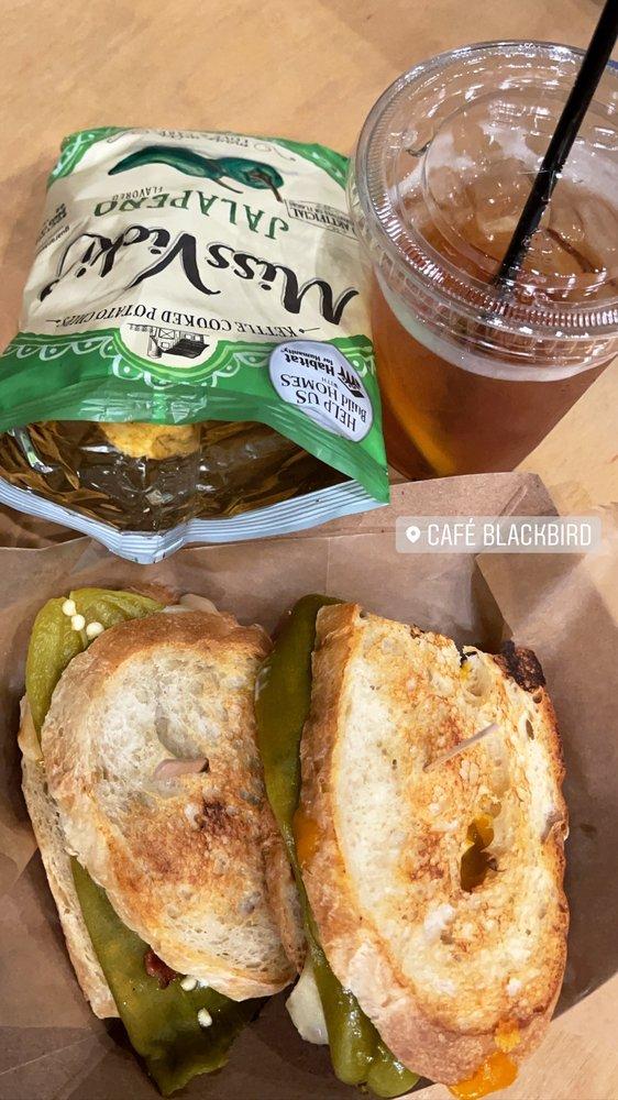 Cafe Blackbird: 309 W Main St, Denison, TX