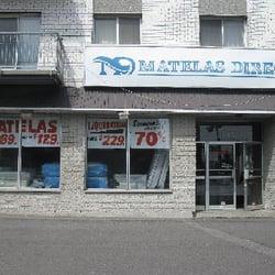 Liquidation meubles et matelas magasin de meuble 6145 for Liquidation de matelas