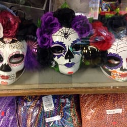 photo of foys halloween store fairborn oh united states sugar skull masks - Halloween Stores Portland Or