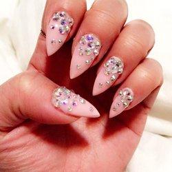 Galaxy nails 143 photos 34 reviews nail salons 3089 berlin photo of galaxy nails newington ct united states real swarovski crystals solutioingenieria Images