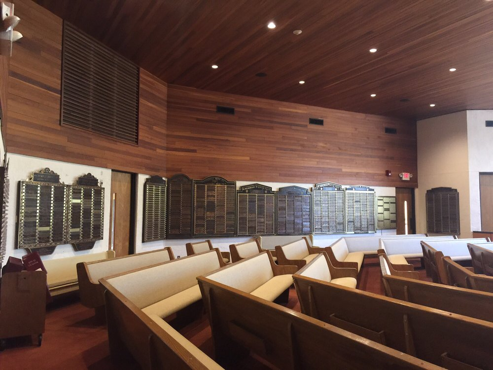 Temple Beth-El: 579 N Nova Rd, Ormond Beach, FL