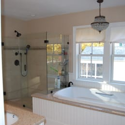 Photo Of Cf Construction West Concord Ma United States Custom Gl Shower