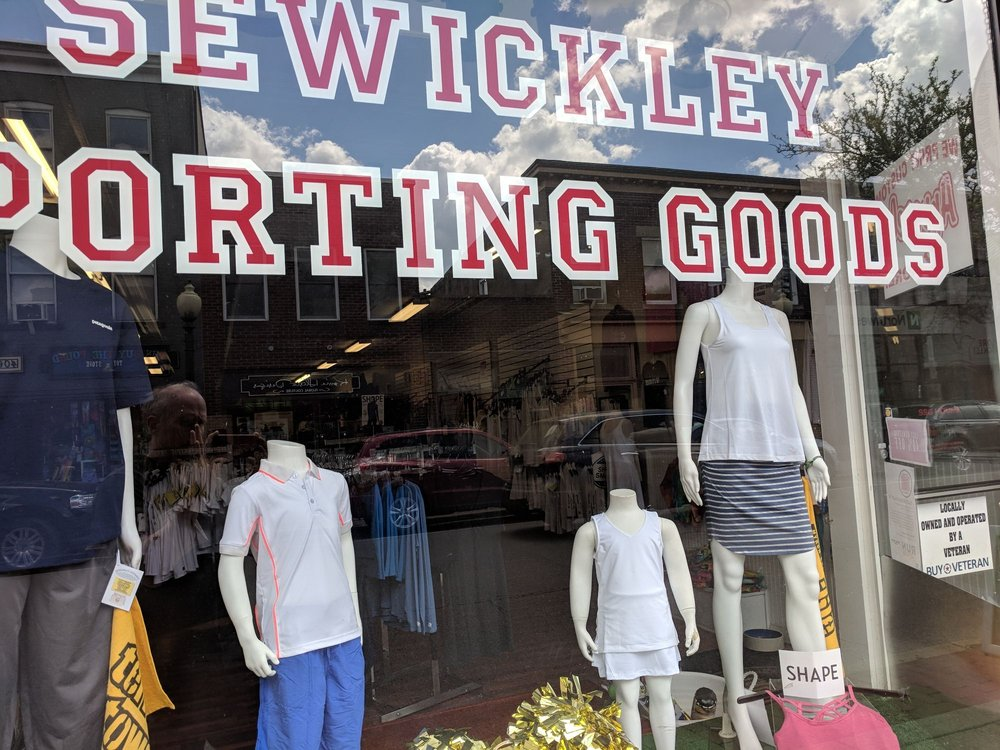 Sewickley Sporting Goods: 417-A Beaver St, Sewickley, PA