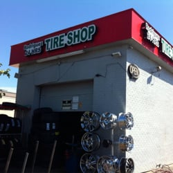 Rodriguez Tire Shop Tires 2745 W Northwest Hwy North Dallas