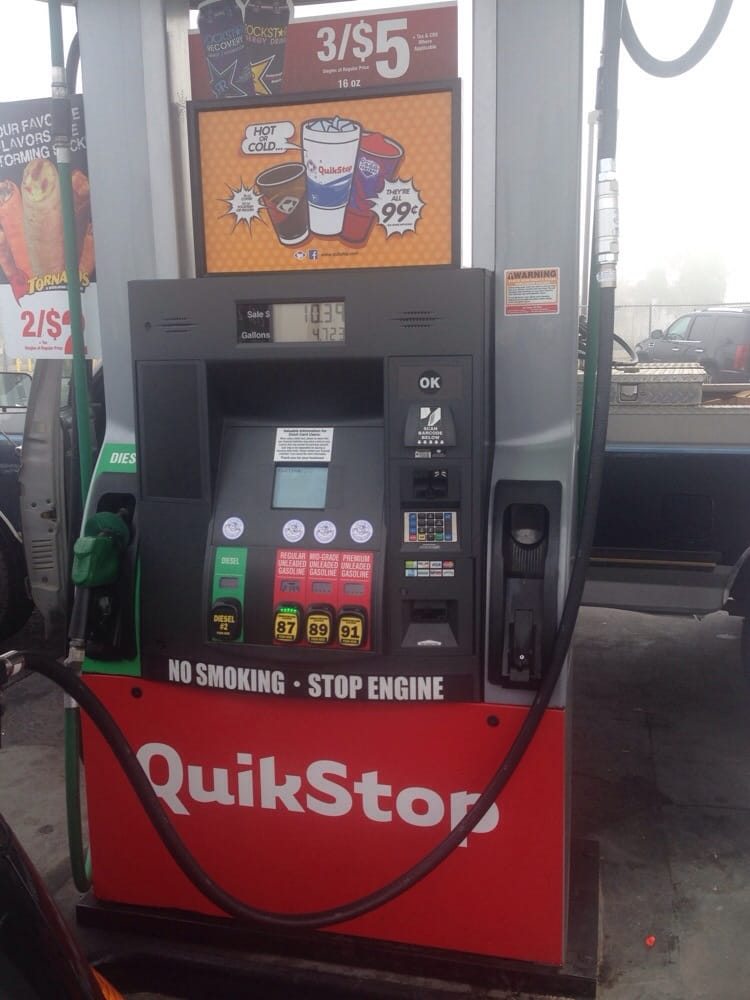 Diesel Gas Station Near Me >> Quik Stop - 11 Reviews - Gas Stations - 3940-A Walnut Blvd, Brentwood, CA, United States - Phone ...