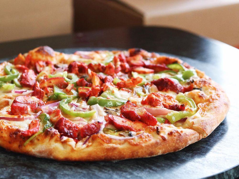 Himalayan Pizza and Momo