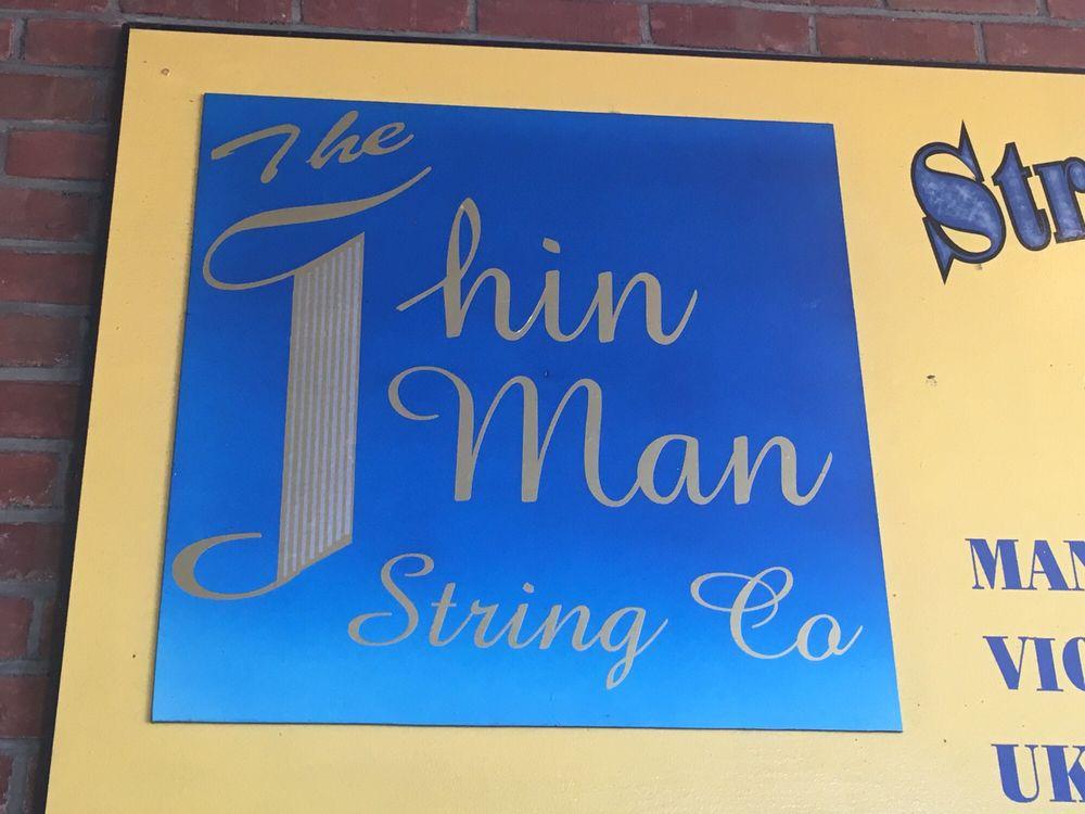 Thin Man Music: Alameda, CA