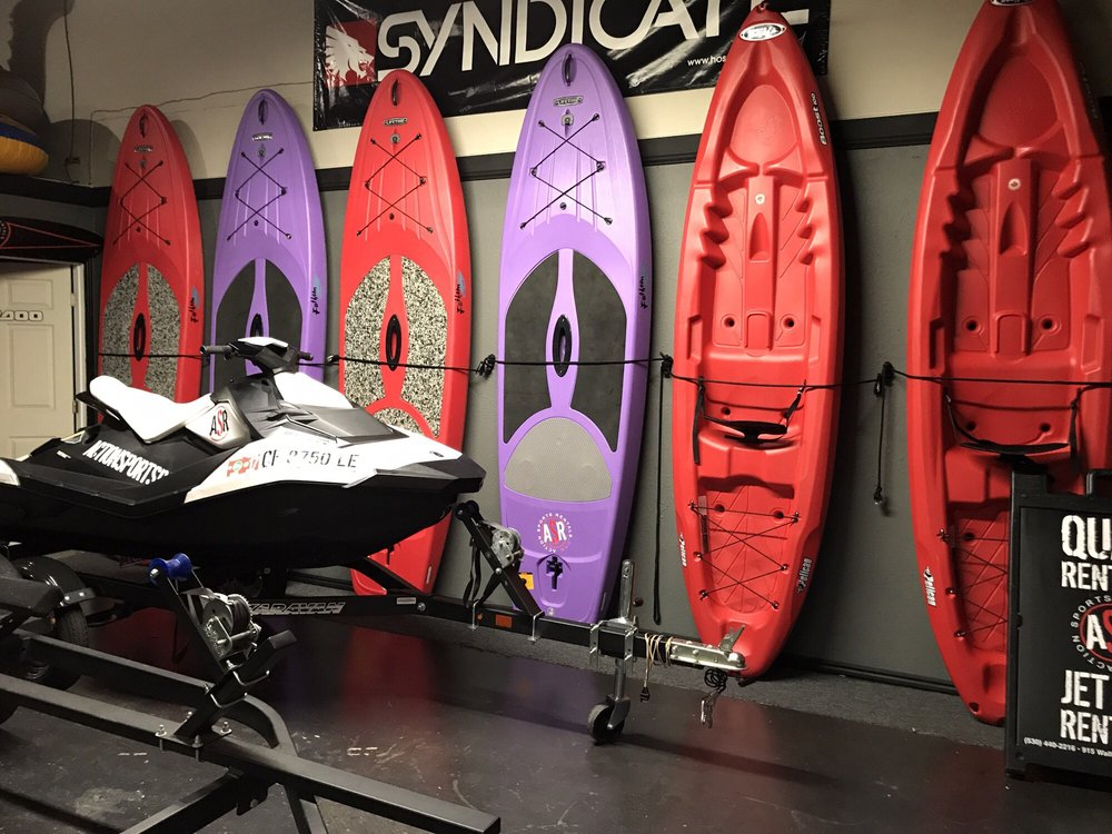 Action Sports Rentals : 915 Wall St, Redding, CA