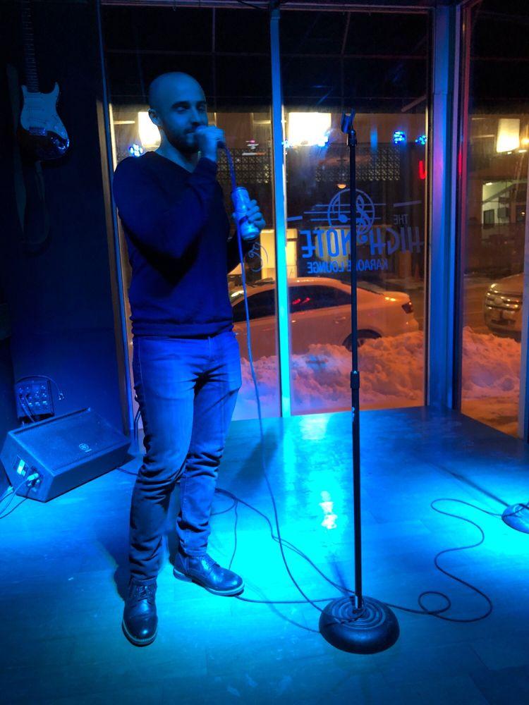 The High Note Karaoke Lounge: 645 N James Lovell St, Milwaukee, WI