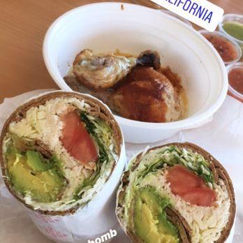 California Chicken Cafe - 411 Photos & 810 Reviews - Salad - 6805