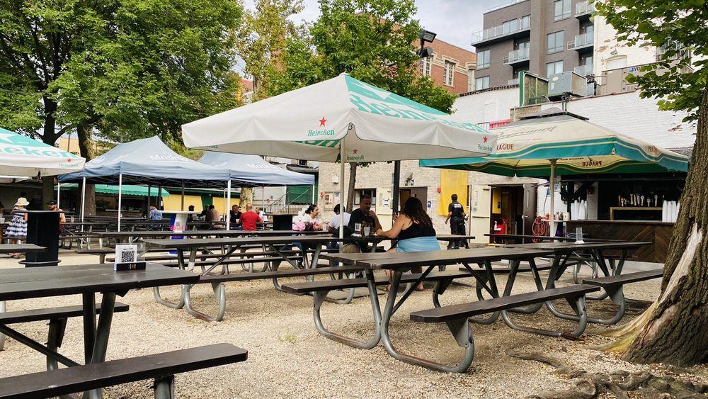 Social Spots from Bohemian Hall & Beer Garden
