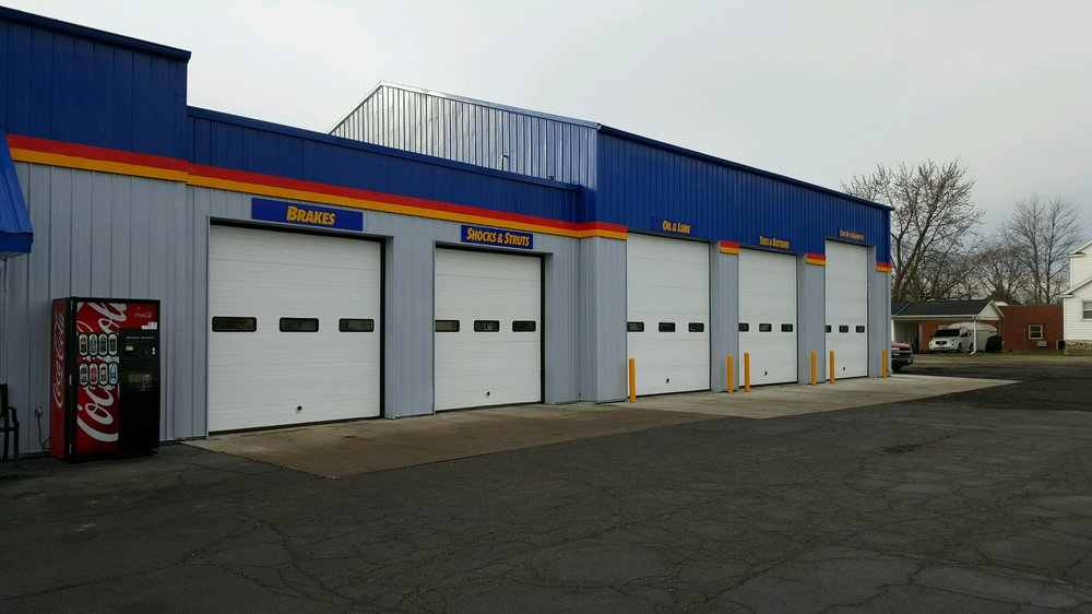 D&M Tire & Service Center: 920 E Mulberry St, Bryan, OH