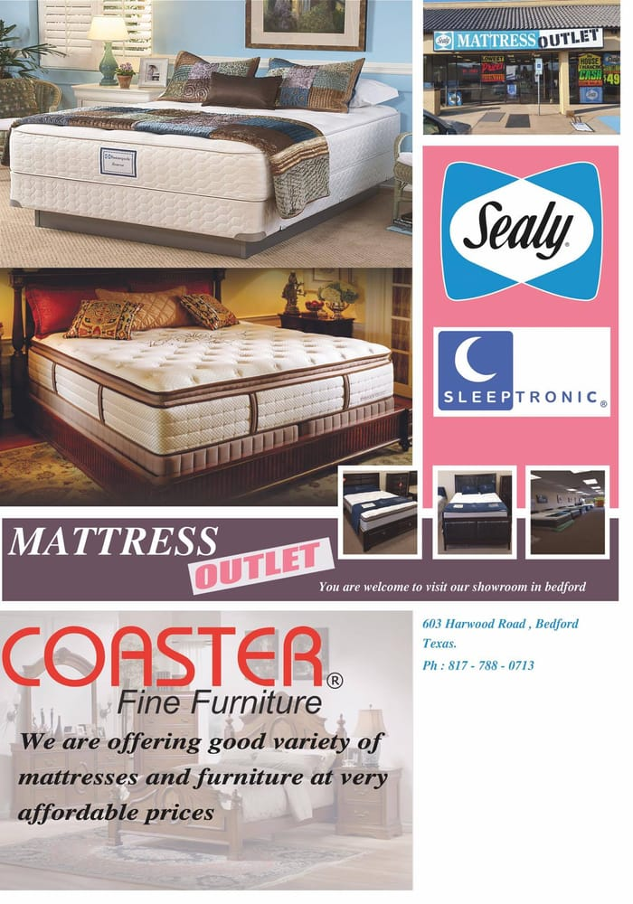 sealy mattress outlet matratzen betten 603 harwood. Black Bedroom Furniture Sets. Home Design Ideas