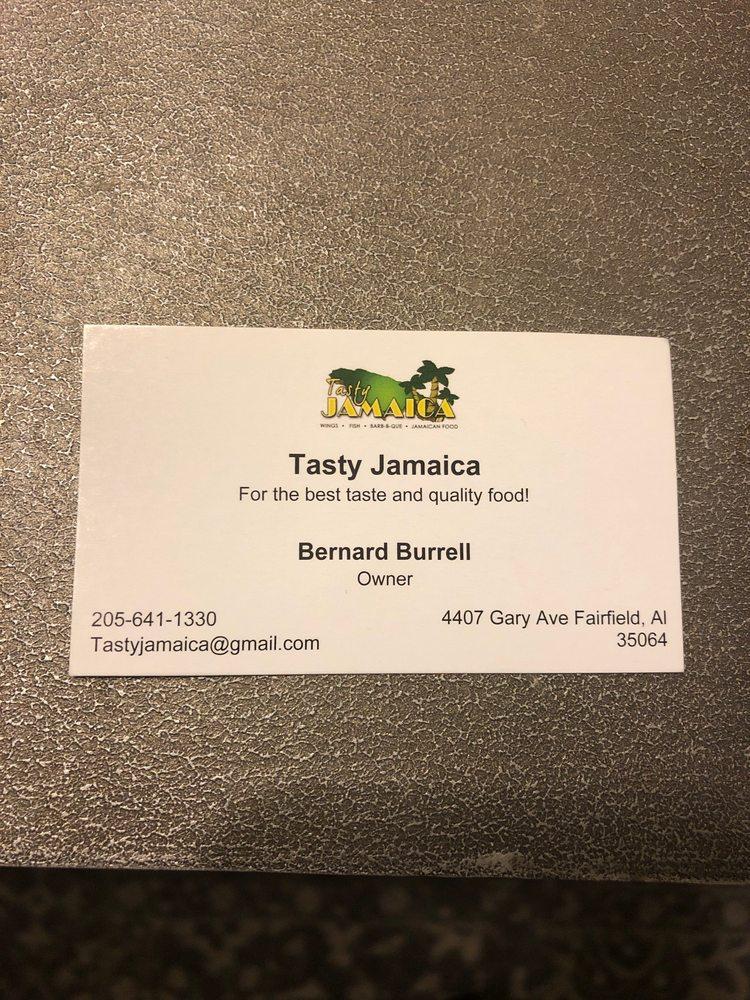 Tasty Jamaica: 4407 Gary Ave, Fairfield, AL