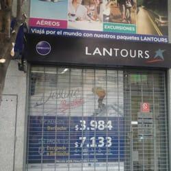 Lan Tours Argentina Telefono
