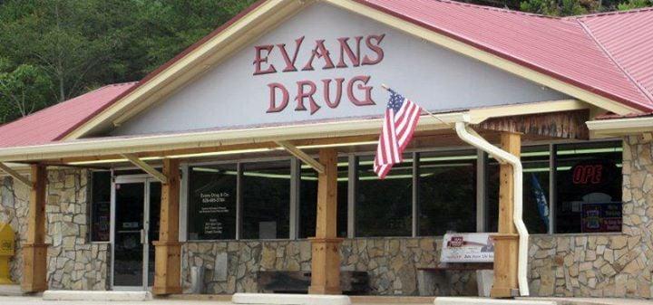 Evans Drug: 10187 Nc Hwy 127, Hickory, NC
