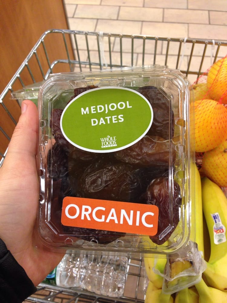 I M So Happy They Have Organic Medjool Dates Yelp