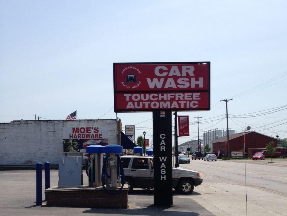 Advantage Auto Wash: 140 S Maple St, Grant, MI