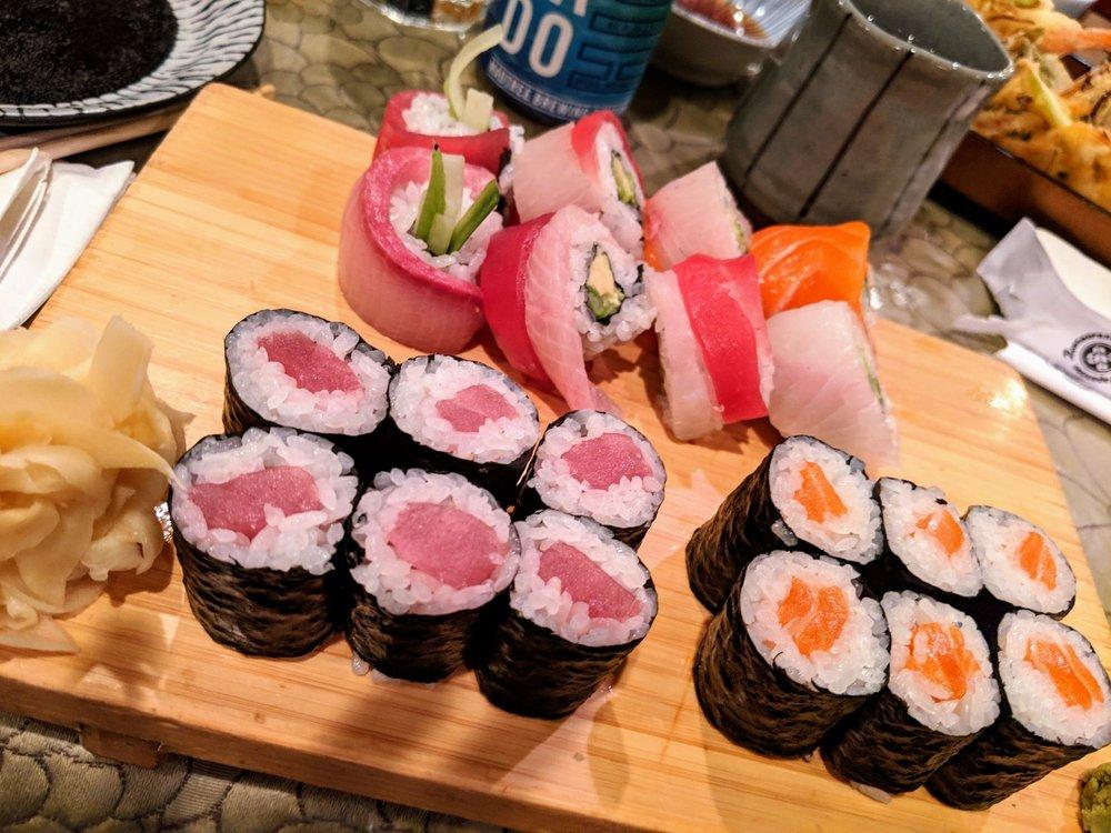 Ando Japanese Restaurant
