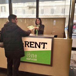 B Rent Car Rental Via Giovanni Giolitti 16 Termini Rome Roma