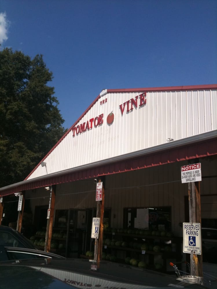 Tomato Vine: 4120 Old Buncombe Rd, Greenville, SC