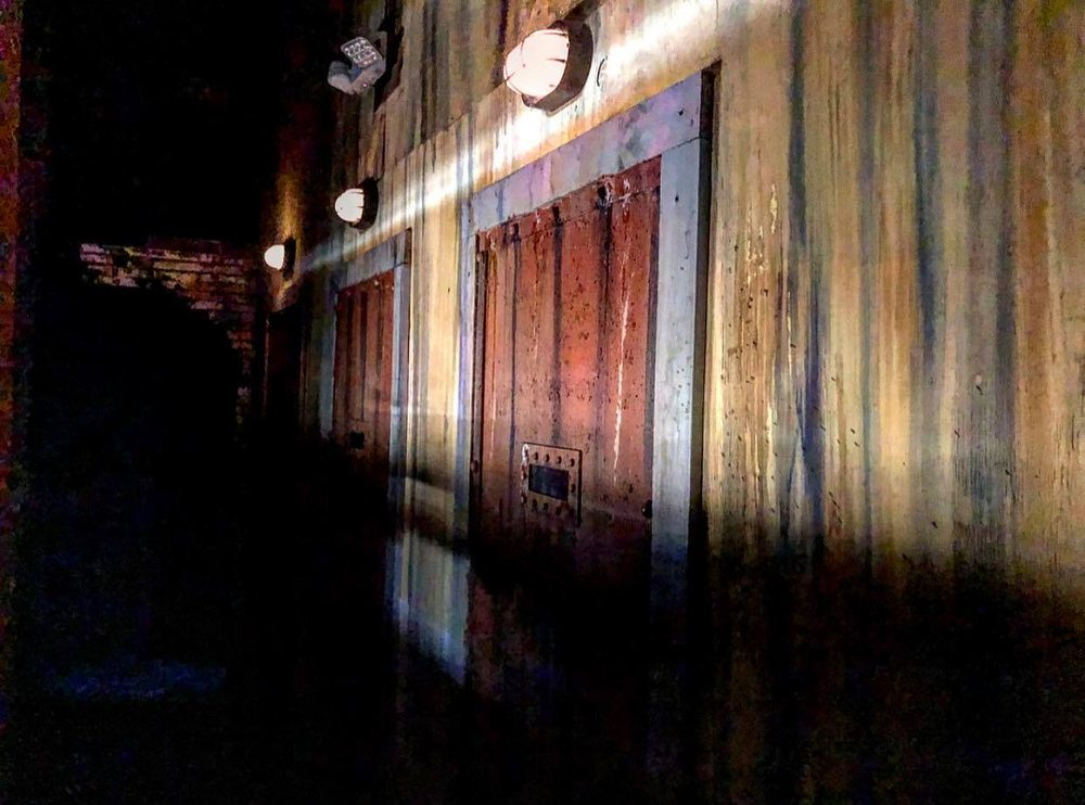 Haunted Schoolhouse & Laboratory