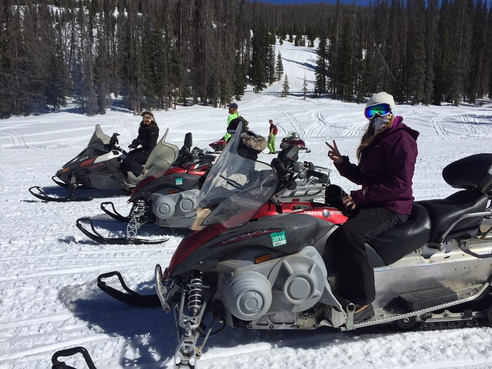 Wolfcreek Snowmobile Tours: Pagosa Springs, CO