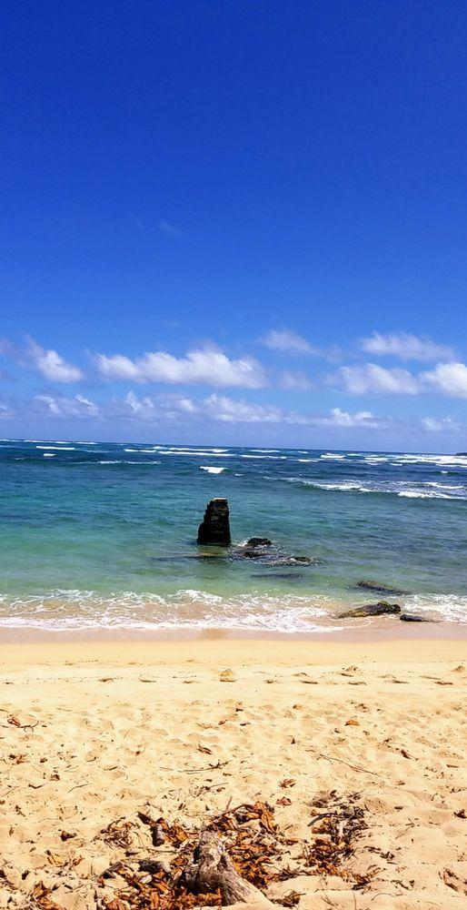 Social Spots from Malaekahana Beach
