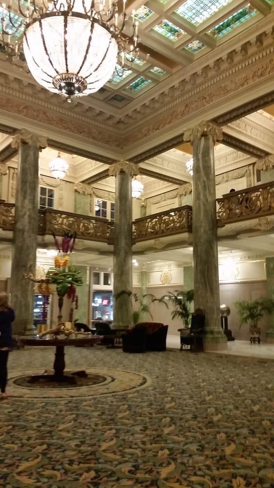Photo Of The Garden Restaurant Salt Lake City Ut United States Inside