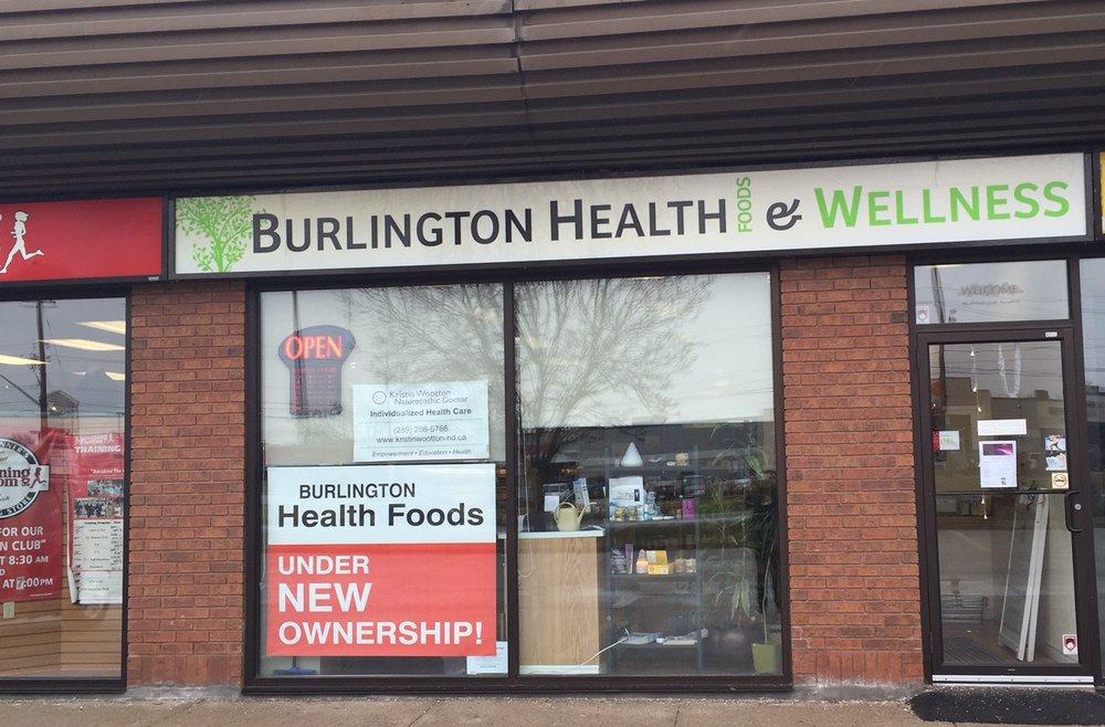 Burlington Health Foods Fairview