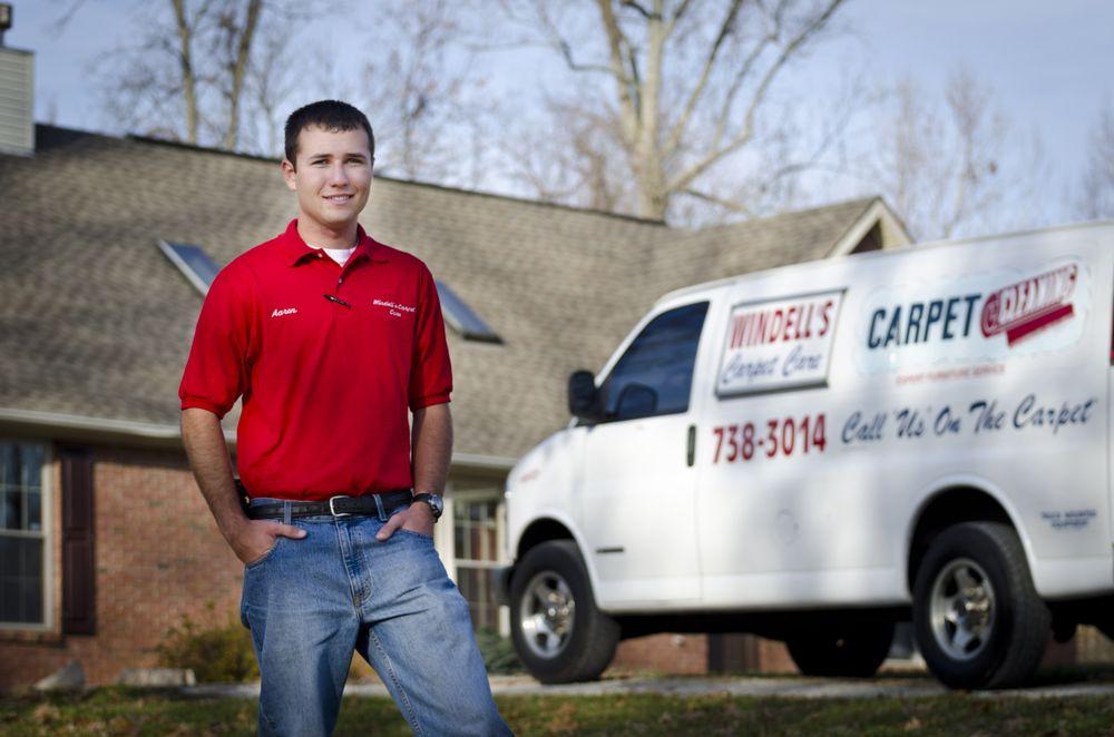 Windell's Carpet Care: 2688 Breckenridge Rd NE, Corydon, IN