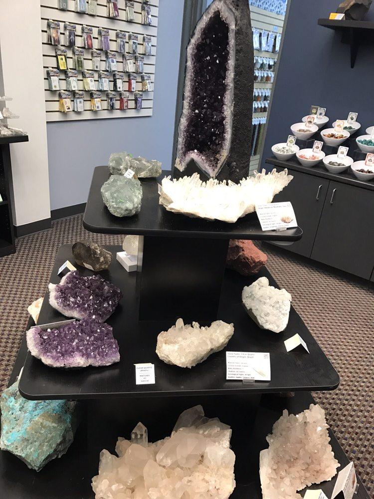 Healing Crystals: 44330 Mercure Cir, Sterling, VA
