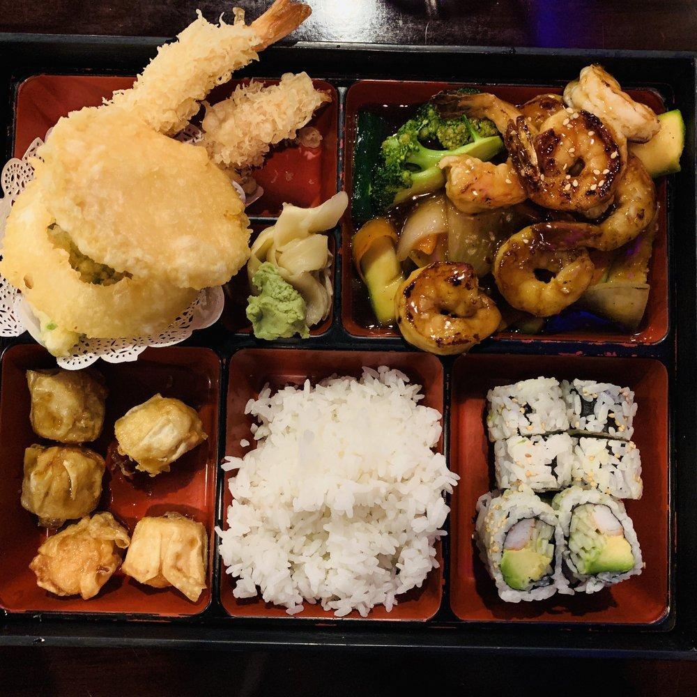 Food from Osaka Sushi