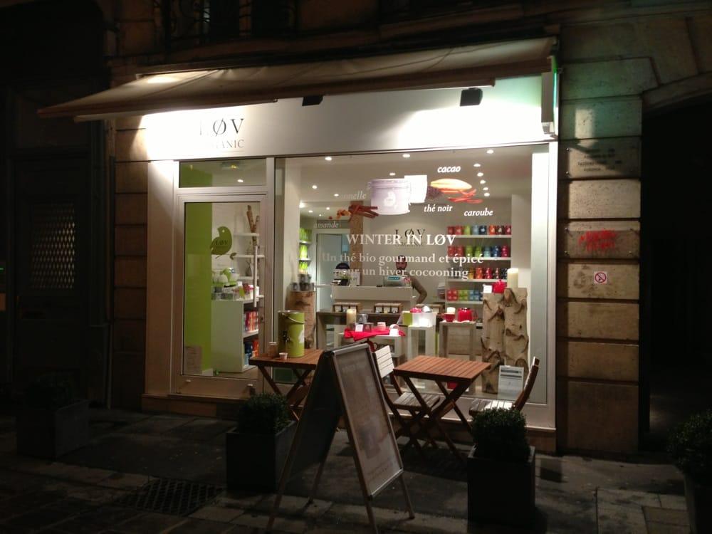 L v organic teestube 15 rue montorgueil ch telet les halles paris fran - 15 rue des halles 75001 paris ...