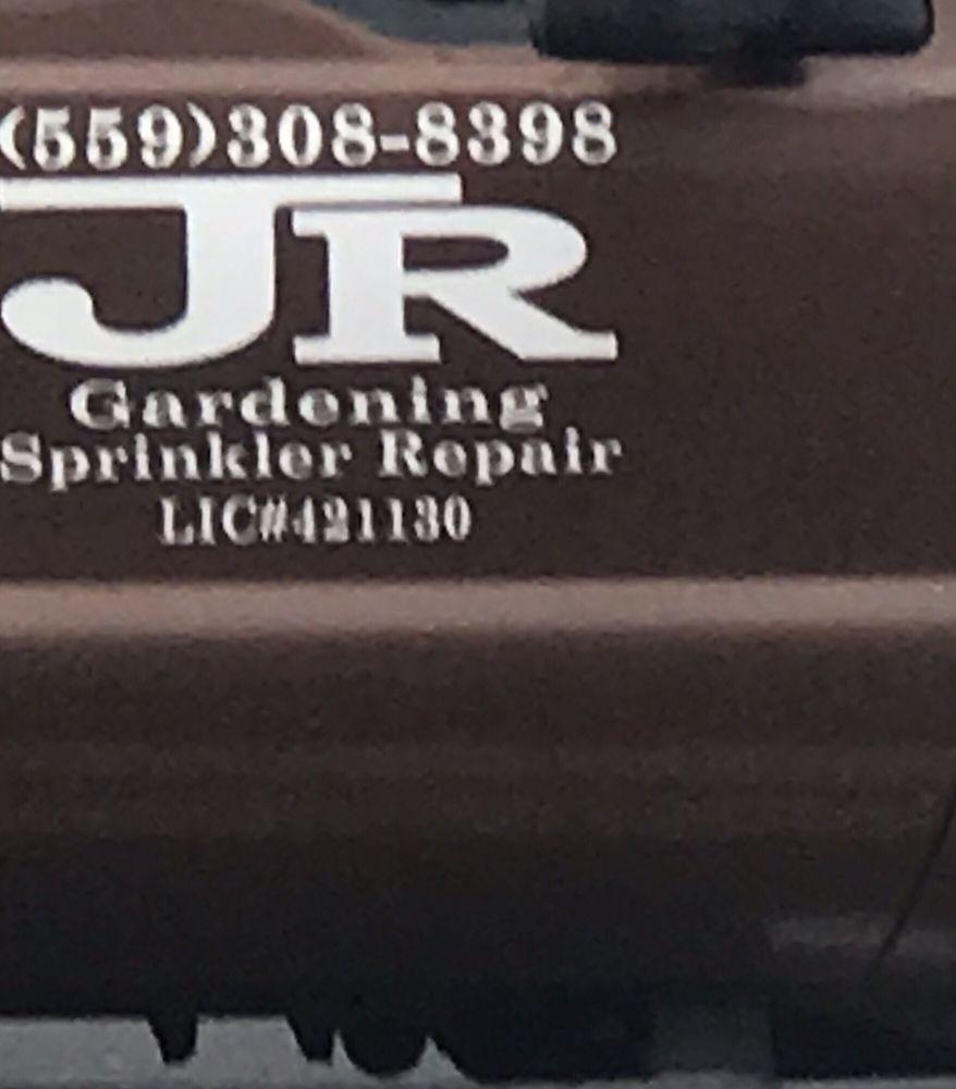 JR Gardening
