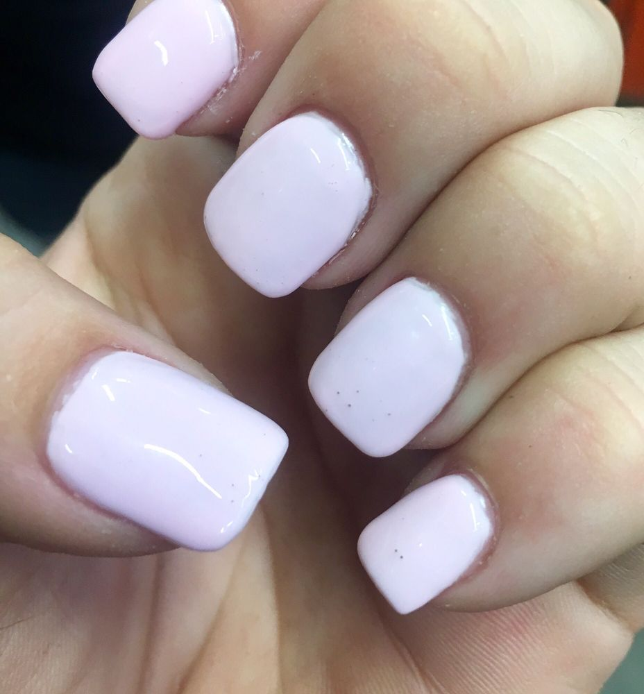 Nails by Van. Those little brown spots that look like dirt are ...