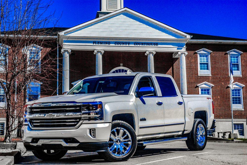 Cheap Chevrolet: 714 W Water St, Flemingsburg, KY