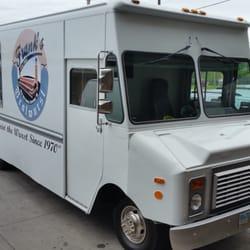 Photo of Frank's Bratwurst - Cleveland, OH, United States. Bratmobile for  your next